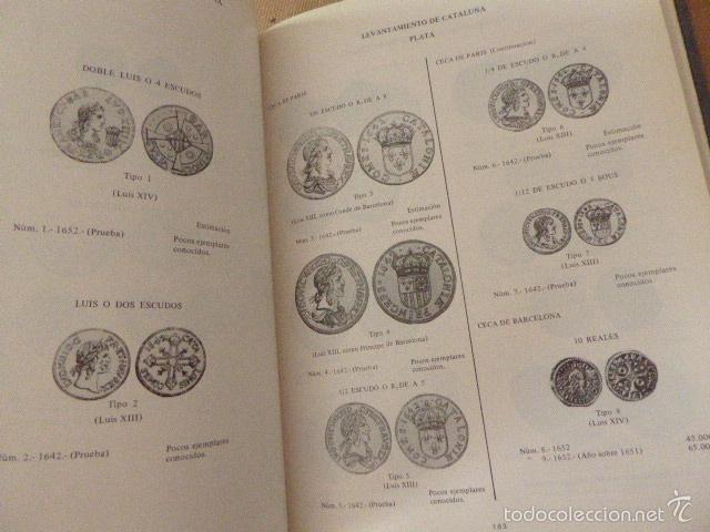 Catálogos y Libros de Monedas: MONEDAS ESPAÑOLAS DESDE FELIPE II A ISABEL II. 1556 A 1868. BARCELONA, 1982. 5ª ED. 498 PP. - Foto 3 - 60038847