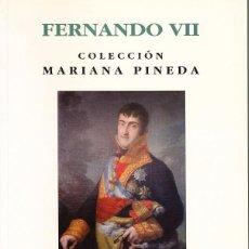 Catálogos y Libros de Monedas: CATALOGO AUREO: 16 NOVIEMBRE 2005 / FERNANDO VII - COLECCION MARIANA PINEDA. Lote 66124547