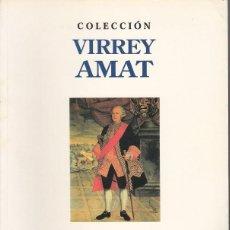 Catálogos y Libros de Monedas: CATALOGO AUREO: 14 DICIEMBRE 2005 / COLECCION VIRREY AMAT. Lote 62419812