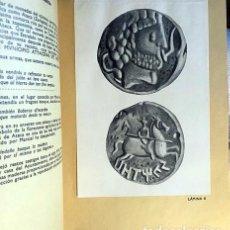 Catálogos y Libros de Monedas: LA ESPAÑA PRIMITIVA A TRAVÉS DE LAS MONEDAS IBÉRICAS. (IBERIA, LOS METALES; ACUÑADAS; M... DE BÉTICA. Lote 63182908
