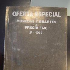 Catalogs and Coin Books - CATALOGO DE MONEDAS Y BILLETES A PRECIO FIJO. SISO DIFUSIONES - 64103307