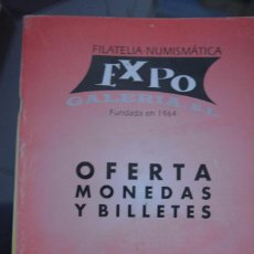 Kataloge und Münzbücher - CATALOGO EXPO. OFERTA MONEDAS Y BILLETES. NUMISMATICA. PRIMAVERA I. 2007 - 64159463