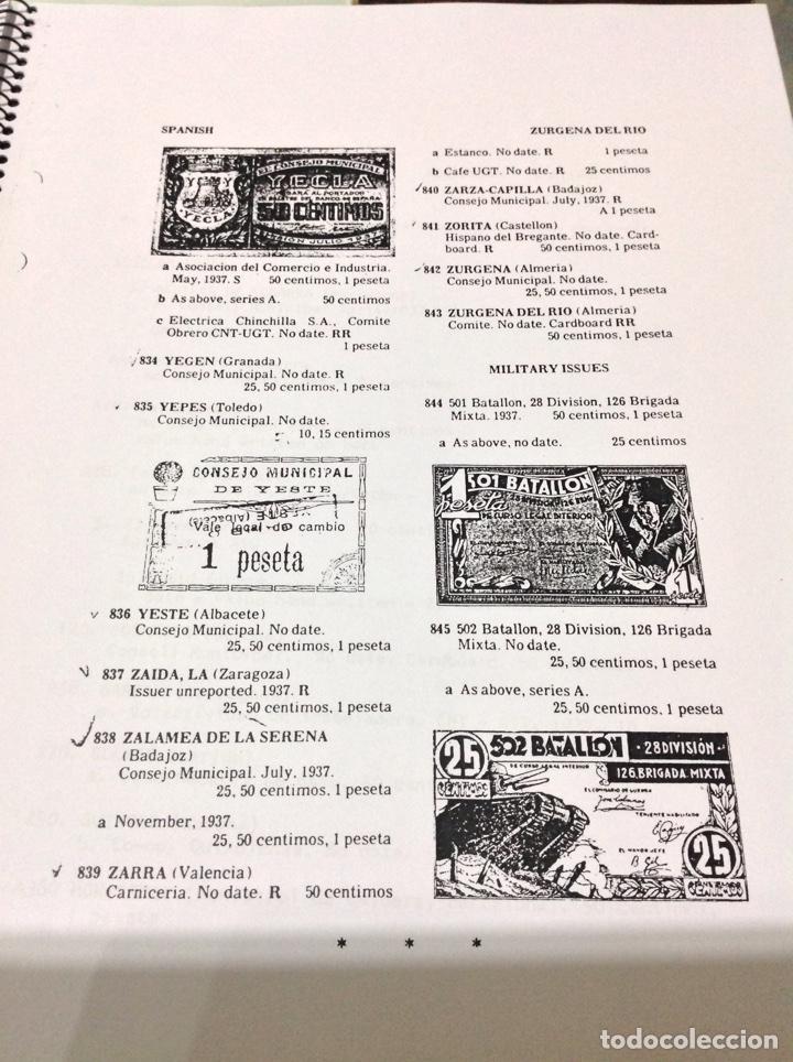 Catálogos y Libros de Monedas: Paper money of the 20th century - local paper money - Kenneth Graeber - Foto 4 - 64727141