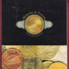 Catalogues et Livres de Monnaies: MONEDAS DE EUROPA COLECCION EXCLUSIVA MADRID 2003 LE1252. Lote 66107854