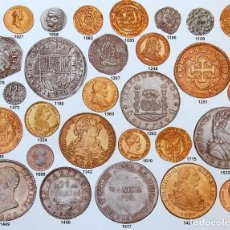 Catálogos y Libros de Monedas: CATÁLOGO. SUBASTA NUMISMÁTICA ÁUREO, ABRIL 2007.. Lote 68613833
