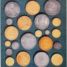 Catálogos y Libros de Monedas: CATÁLOGO. SUBASTA NUMISMÁTICA ÁUREO, FERNANDO VII, COLECCIÓN MONTERREY, MARZO 1999.. Lote 68615853