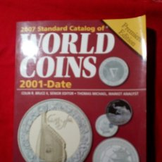Cataloghi e Libri di Monete: CATALOGO DE MONEDAS DEL MUNDO WORLD COIN 2001. Lote 71430879
