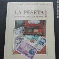 Catálogos y Libros de Monedas - catálogo general de la peseta por Jesús Vico monteoliva - 71466719