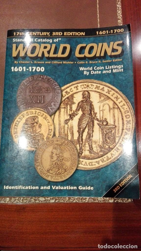 Standard catalog of world coins 1601-1700 chest - Sold