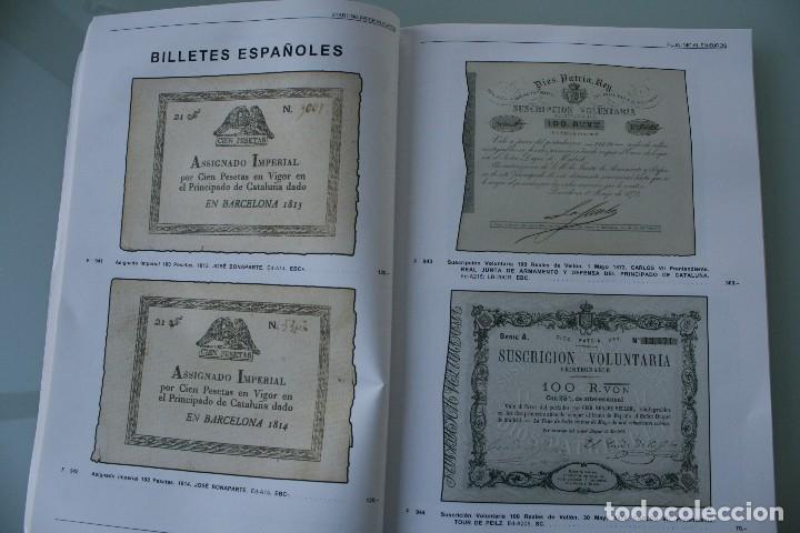 Catálogos y Libros de Monedas: COMPLETO LIBRO CATALOGO GRAN SUBASTA NUMISMATICA – CONOCER VALOR MONEDAS Y BILLETES - VER INDICE - Foto 9 - 72393755