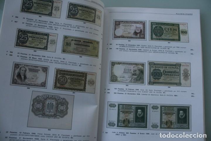 Catálogos y Libros de Monedas: COMPLETO LIBRO CATALOGO GRAN SUBASTA NUMISMATICA – CONOCER VALOR MONEDAS Y BILLETES - VER INDICE - Foto 10 - 72393755