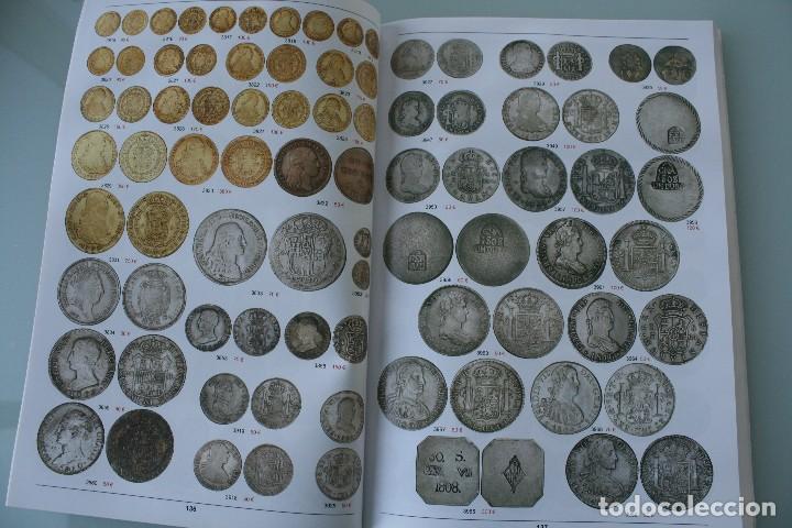 Catálogos y Libros de Monedas: COMPLETO LIBRO CATALOGO GRAN SUBASTA NUMISMATICA – CONOCER VALOR MONEDAS Y BILLETES - VER INDICE - Foto 12 - 72393755