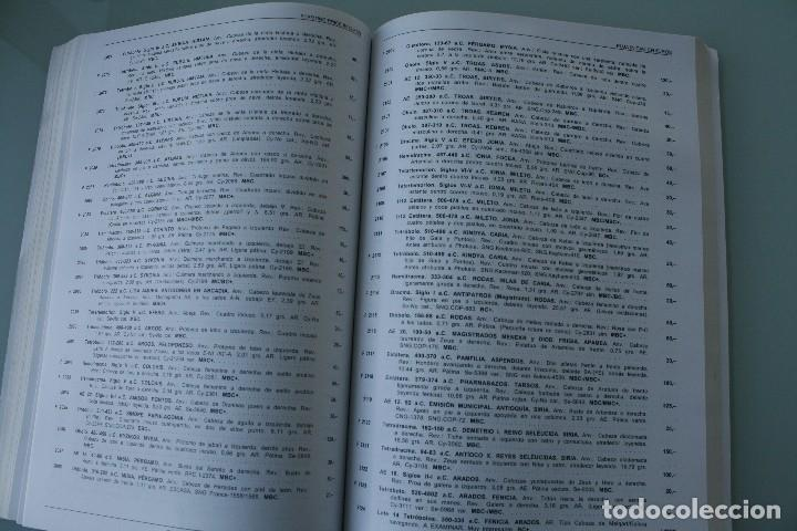 Catálogos y Libros de Monedas: COMPLETO LIBRO CATALOGO GRAN SUBASTA NUMISMATICA – CONOCER VALOR MONEDAS Y BILLETES - VER INDICE - Foto 17 - 72393755
