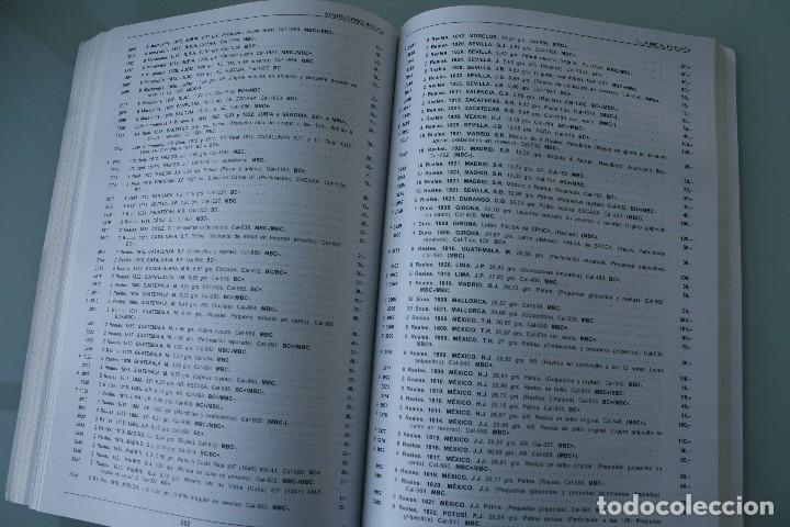 Catálogos y Libros de Monedas: COMPLETO LIBRO CATALOGO GRAN SUBASTA NUMISMATICA – CONOCER VALOR MONEDAS Y BILLETES - VER INDICE - Foto 19 - 72393755