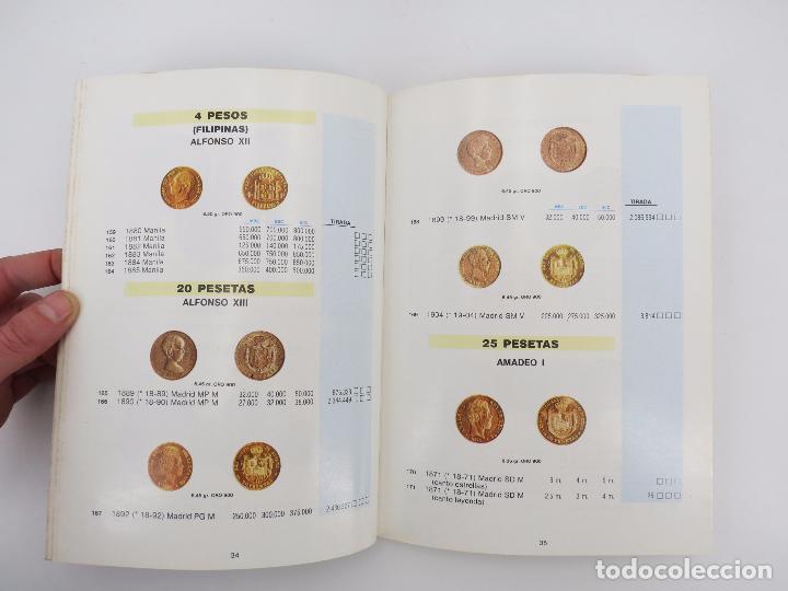Catálogos y Libros de Monedas: MONEDAS Y BILLETES ESPAÑOLES. PRECIOS DE MERCADO 1984 1985. CATÁLOGO GUÍA (J.M. Aledón) Ed Aledón - Foto 3 - 73687087