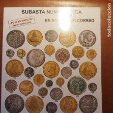 Catálogos y Libros de Monedas: CATÁLOGO SUBASTA NUMISMATICA 285 14/12/2016 AUREO & CALICÓ . Lote 75142067