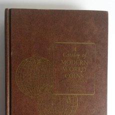 Catálogos y Libros de Monedas: A433.- MODERN WORLD COINS.- R. S. YEOMAN.- 1972. Lote 75615887