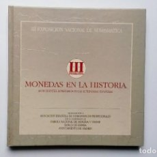 Catálogos y Libros de Monedas: A436.-MONEDAS EN LA HISTORIA. MIGUEL CRUSAFONT I SABATER - ANNA M. BALAGUER. ANTECEDENTES MONETARIOS. Lote 75620283
