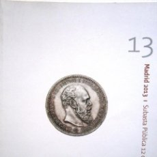 Catalogs and Coin Books - Catalogo Subasta Ibercoin Tarkis 12/03/2013 - 77942469