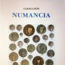 Catálogos y Libros de Monedas: CATALOGO DE SUBASTA AUREO COLECCIÓN NUMANCIA MARZO 2001. Lote 80368629