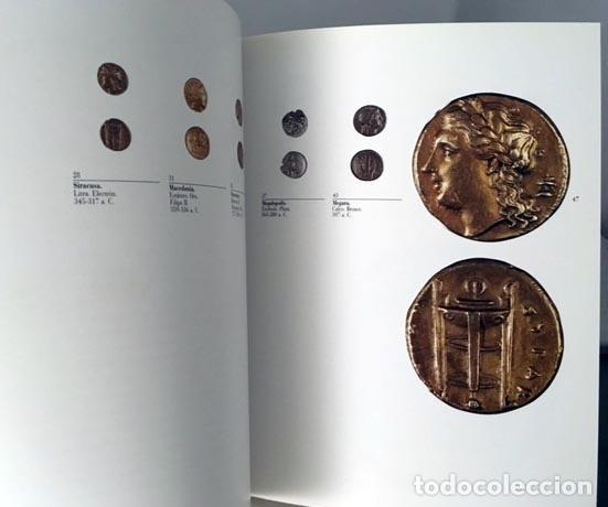 MONEDA GRIEGA. (LA COLECCIÓN DEL MUSEO DE LA CASA DE LA MONEDA) ILUSTRACIONES COLOR. NUMISMÁTICA (Numismática - Catálogos y Libros)