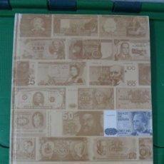 Catálogos y Libros de Monedas: REPRODUCCIONES DE BILLETES - BANCO HISPANO AMERICANO. Lote 83154044