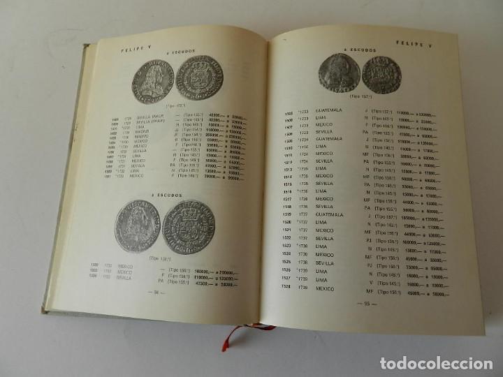 Catálogos y Libros de Monedas: CATÁLOGO GENERAL DE LA MONEDA ESPAÑOLA. ESPAÑA PENINSULAR Y PROVINCIAS DE ULTRAMAR. - Foto 4 - 87532776