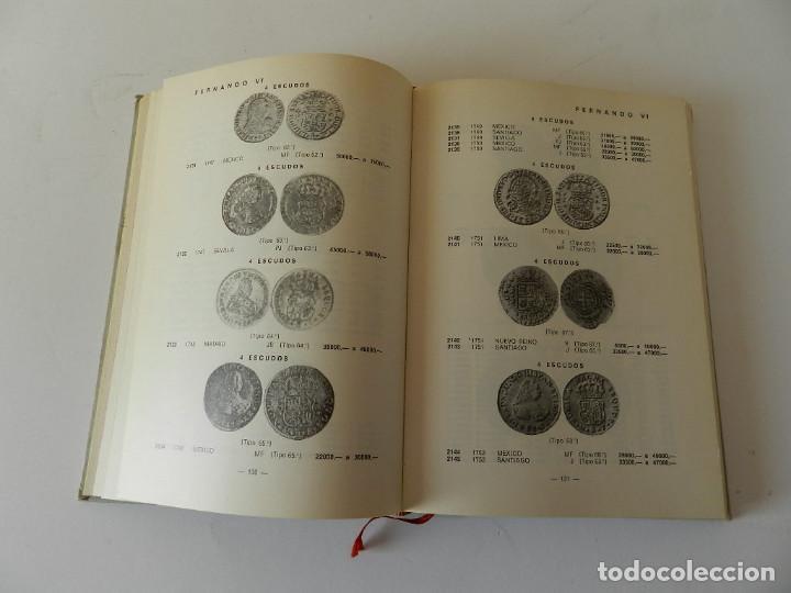 Catálogos y Libros de Monedas: CATÁLOGO GENERAL DE LA MONEDA ESPAÑOLA. ESPAÑA PENINSULAR Y PROVINCIAS DE ULTRAMAR. - Foto 5 - 87532776
