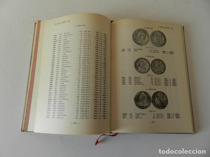 Catálogos y Libros de Monedas: CATÁLOGO GENERAL DE LA MONEDA ESPAÑOLA. ESPAÑA PENINSULAR Y PROVINCIAS DE ULTRAMAR. - Foto 6 - 87532776