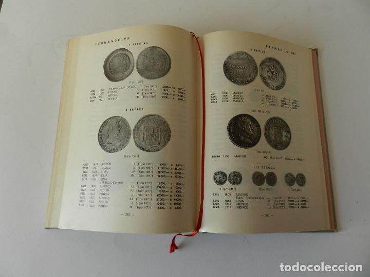 Catálogos y Libros de Monedas: CATÁLOGO GENERAL DE LA MONEDA ESPAÑOLA. ESPAÑA PENINSULAR Y PROVINCIAS DE ULTRAMAR. - Foto 7 - 87532776