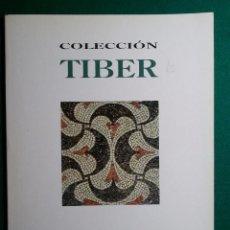 Catálogos y Libros de Monedas: CATALOGO MONEDA SUBASTA AUREO COLECCION TIBER - DENARIOS DE LA REPUBLICA ROMANA -. Lote 88087500