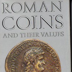 Catálogos y Libros de Monedas: SEAR : ROMAN COINS AND THEIR VALUES (SEABY'S, 1966). Lote 88787144