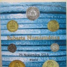 Catálogos y Libros de Monedas: CATALOGO CON TODO TIPO DE MONEDAS, MEDALLAS, BILLETES, CONDECORACIONES, ETC. Lote 90370752