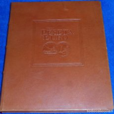 Catálogos y Libros de Monedas: DE LA PESETA AL EURO - 130 AÑOS DE HISTORIA DE LA MONEDA ESPAÑOLA - ANDESEN CONSULTING - NUMERADO. Lote 90860720