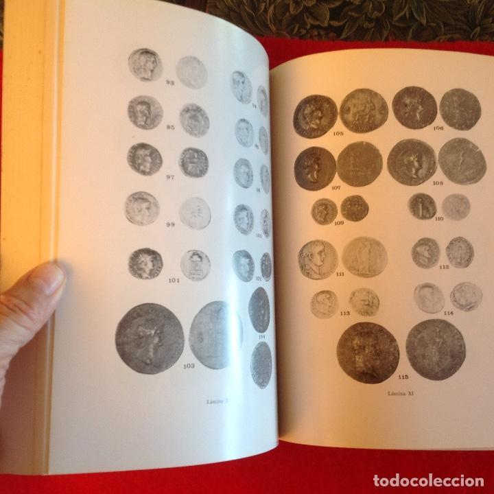 Catálogos y Libros de Monedas: Las monedas de la imperio romano de la colección Lifchuz en el museo canario. 1980 - Foto 3 - 91799115