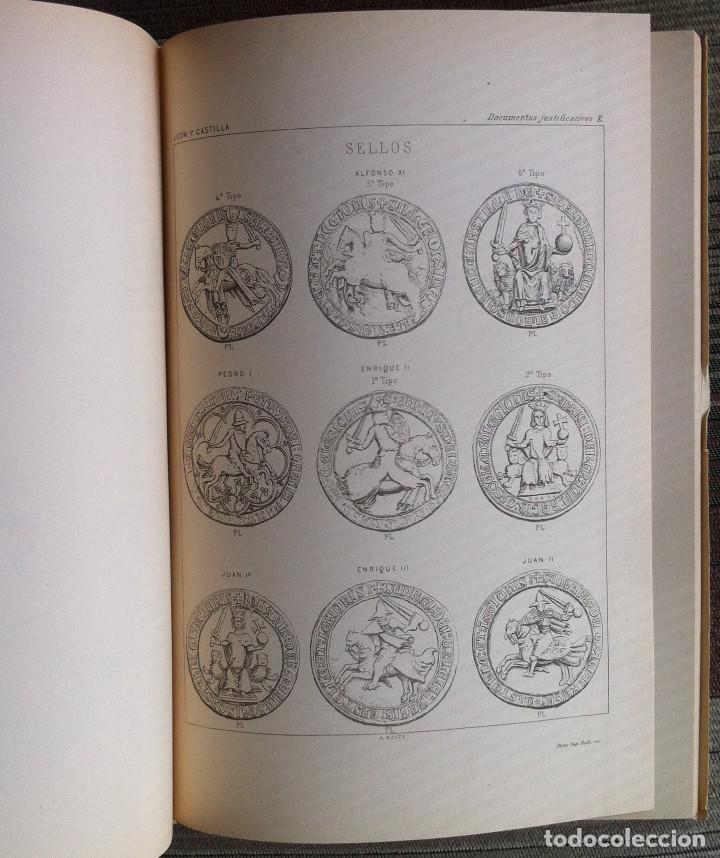 Catálogos y Libros de Monedas: Descripción general de las Monedas Hispano-Cristianas (Tres tomos) - Alois Heiss 1962 Luis Marquina - Foto 7 - 94854523