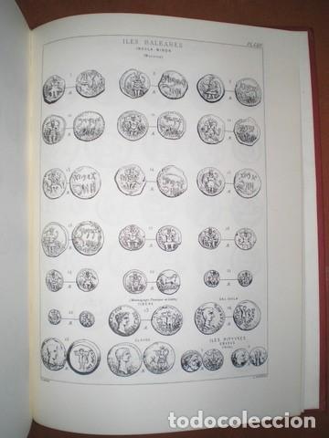 Catálogos y Libros de Monedas: Heiss, Aloiss : Description générale des monnaies antiques de l`Espagne. Monedas antiguas de España - Foto 2 - 99725703