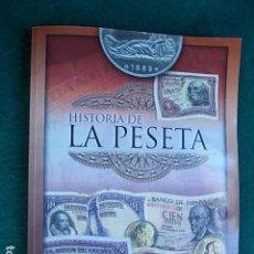 Catálogos y Libros de Monedas: ALBUM COMPLETO DE LA PESETA. Lote 101793523