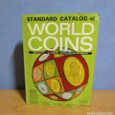 Catálogos y Libros de Monedas: WORLD COINS EDITION 1980 -STANDARD CATALOG- 1856 PAGINAS EN BUEN ESTADO. Lote 104666331