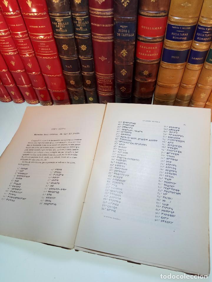 Catálogos y Libros de Monedas: LA MONEDA HISPÁNICA - ANTONIO VIVES Y ESCUDERO - REAL ACADEMIA DE LA HISTORIA - MADRID - 1926 - INTO - Foto 5 - 105607547