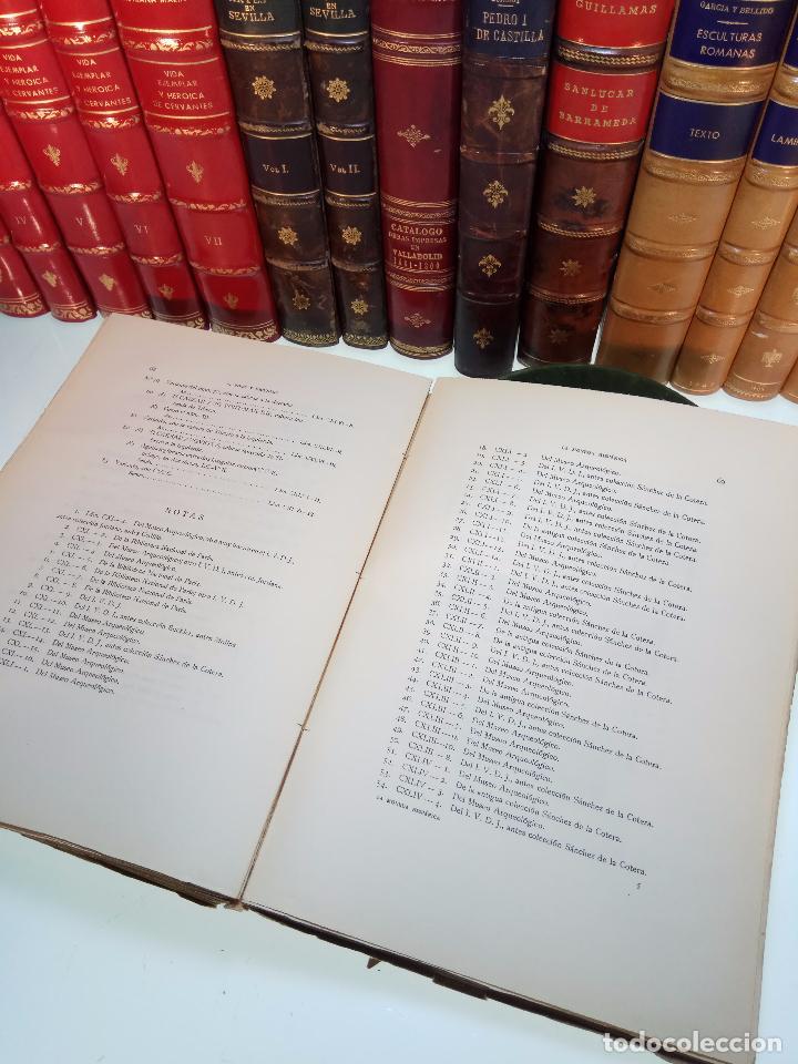 Catálogos y Libros de Monedas: LA MONEDA HISPÁNICA - ANTONIO VIVES Y ESCUDERO - REAL ACADEMIA DE LA HISTORIA - MADRID - 1926 - INTO - Foto 9 - 105607547