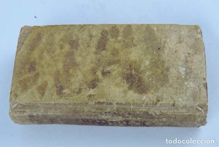 Catálogos y Libros de Monedas: Libro Tablas Aritméticas Del Valor De Las Monedas De Oro y Plata, y Reducción De Pesos y Medidas. Po - Foto 2 - 109353559