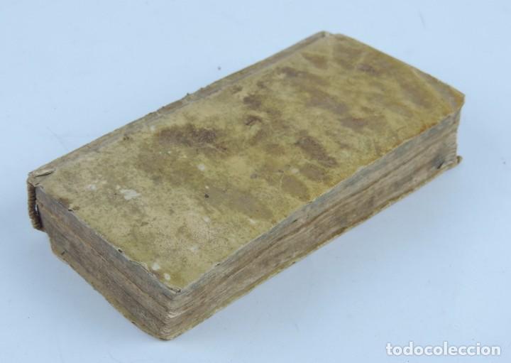 Catálogos y Libros de Monedas: Libro Tablas Aritméticas Del Valor De Las Monedas De Oro y Plata, y Reducción De Pesos y Medidas. Po - Foto 3 - 109353559