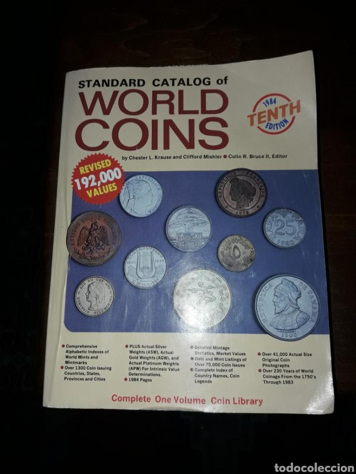 CATALOGO DE MONEDAS (Numismática - Catálogos y Libros)