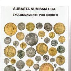 Catálogos y Libros de Monedas: CATALOSO DE SUBASTAS AUREO Y CALICO- 21 DE SETIEMBRE DE 2017. Lote 110772599