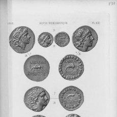 Catálogos y Libros de Monedas: 4 DVD'S PACK ANUARIOS FRANCESES (172 LIBROS PDF) REVISTAS MONEDAS FRANCIA - (REVUE NUMISMATIQUE). Lote 111234591