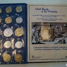 Catálogos y Libros de Monedas: DEL REAL A LA PESETA FNMT [COMPLETA]. Lote 111493271