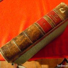 Catálogos y Libros de Monedas: ALOISS HEISS. LIBRO DESCRIPCION GENERAL MONEDAS HISPANO-CRISTIANAS.AÑO 1867.TOMO 2º. Lote 113074419