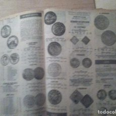 Catálogos y Libros de Monedas: WORLD COINS CATALOGO DE MONEDAS DE TODO EL MUNDO. Lote 113947215