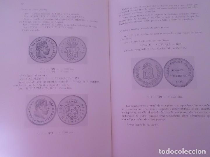 Catálogos y Libros de Monedas: LA REFORMA MONETARIA DE 1.868 - Foto 6 - 115228279